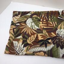 "1.25 Yards Tropical Challis Fabric JoAnn 54"" Rayon - $11.64"