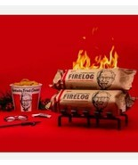 KFC Firelog with 11 Herbs and Spices - £21.80 GBP