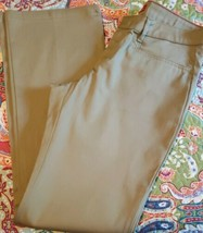 Dickies Brand ~ Khaki Colored Pants ~ Juniors' Size 9 ~ Classic Fit Pants - $30.00