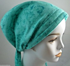Cancer Hat Chemo Cap Hairloss Scarves Turban Head Cover Wrap - $16.95