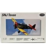 Testors WWII North American SNJ Texan Model Airplane Kit # 663 Vintage 1994 - $12.86