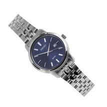 Seiko SUR665P1 women's watch blue dial 30mm steel bracelet Quartz - $89.00