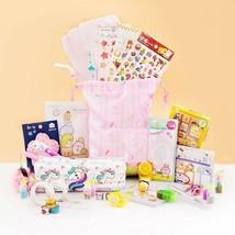 Japan Surprise Stationer bag Fukubukuro Pencil notepad Free Shipping Wor... - $42.56