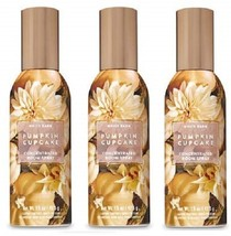 Bath & Body Works Pumpkin Cupcake Concentrated Room Spray 3 Pack - $26.75