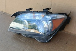 06-08 BMW E65 E66 750i 760i HID Xenon AFS Adaptive Headlight Driver Left LH image 2