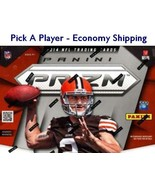 2014 Panini Prizm Football Cards - Pick a Player - Economy Combined Ship... - $0.99