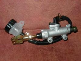 Master Cylinder Rear Foot Brake with Pump Reservoir 125CC 150CC 200CC 25... - $14.73