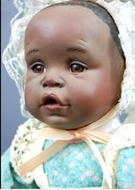 Yolanda  Knowles Baby Danielle  Picture Perfect Signed 7781 African Amer... - $67.32