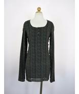 Dress Shift Dress Shirt Dress Heimstone Snakeprint Long Sleeve Silk Fr 3... - $43.56