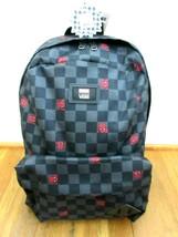 Vans x Marvel Old Skool II Spiderman Backpack Bag Black Red Unisex Ships... - €34,90 EUR