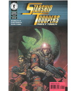 Starship Troopers Insect Touch Comic Book #1 Dark Horse 1997 VERY FINE/N... - $3.50