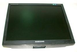 """Samsung  E1720NR  17"""" LCD Monitor 100-240 VAC 50/60 Hz  20 Watt 0.4 Amp ... - $39.99"""