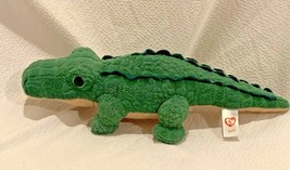 "Ty Beanie Boos SPIKE the Alligator 11"" long - $6.64"