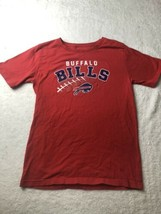 Buffalo Bills NFL Team Apparel Youth Extra Large Red T Shirt - $10.88