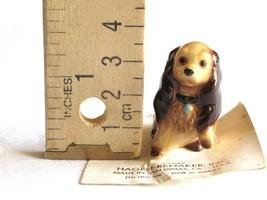 Vtg Hagen Renaker Miniature Dog Cocker Spaniel Mama Ceramic Figurine 198... - $9.99