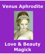 Venus Goddess Love Spell Beauty Sex Appeal AntiAge & Money Love Protecti... - $157.50