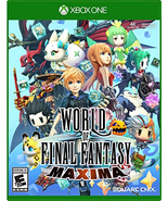 World of Final Fantasy Maxima - Xbox One Video Game [New] - $29.99