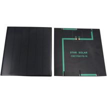 4.2W 18V Solar Panel Portable Mini Sunpower DIY Module Panel System For ... - €14,47 EUR