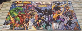 JLA/ titans #1-3 (complete mini-series) - $9.00