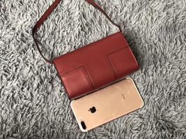 Tory Burch Block-T Phone Leather Crossbody Bag image 4