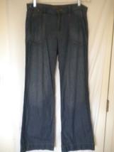Lauren Jeans Co Premium Size 10 Medium Wash Five Pocket Cotton Women Denim - $19.62