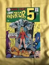 Inferior Five (1967) #9 FN Fine - $34.65