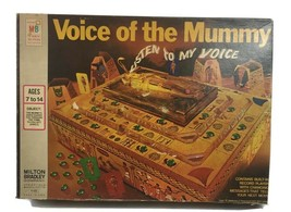 Voice of the Mummy Board Game Parts Box Only 1971 Does Not Include Game ... - $24.74