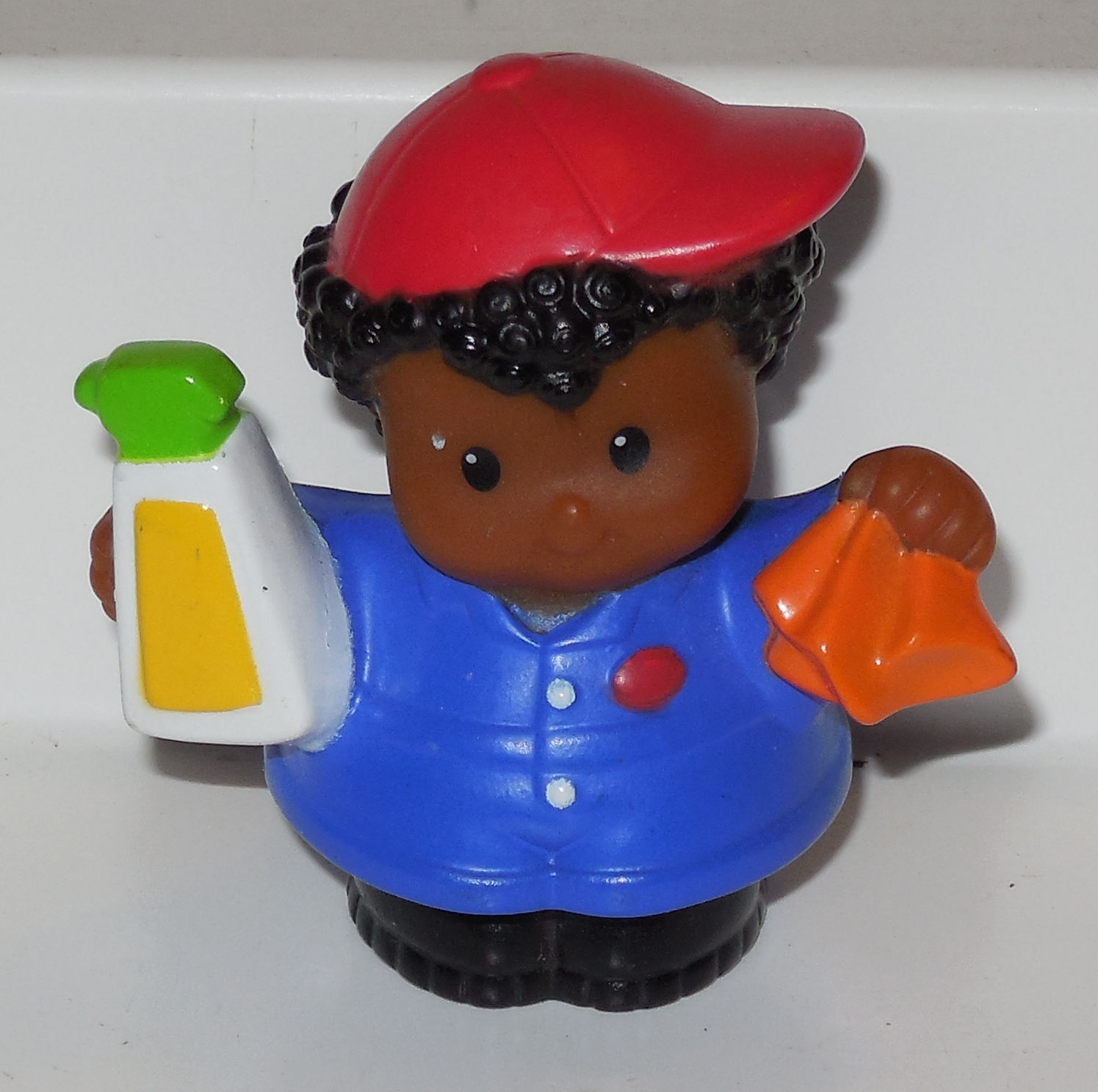Fisher Price Current Little People Boy FPLP #6