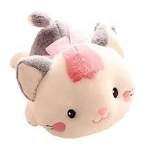 Black Temptation Plush Doll for Kids Lovely Pink Cat Plush Toy Stuffed G... - $25.88