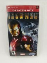 Iron Man  (PlayStation Portable, 2008) - $8.90