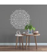 Mandala Stencil - Reusable Stencils of Mandala in Multiple Sizes - $5.99+