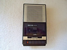 "Vintage Panasonic Slim Line Model No.RQ-2103 Cassette Deck "" BEAUTIFUL I... - $24.99"
