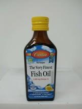 The Very Finest Fish Oil, Natural Lemon Flavor, 6.7 fl oz, Exp-02/2023, ... - $25.73