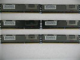 MEMORY FOR HP PROLIANT BL460C G6 BL460C G7 BL490C G6 BL490C G7 6X4GB 24GB