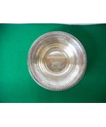"""National Silver STERLING 6 3/4"""" Bowl Bon Bon 119g - $123.70"""