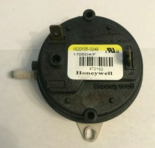 Honeywell IS20105-3249 Air Pressure Switch used FREE shipping #O144 - $23.38