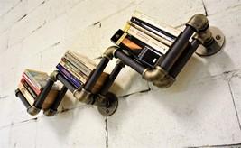Oakland Industrial vintage, 36-inch Decorative Mounted Pipe Shelf, Metal - $99.97