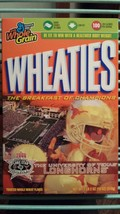 Texas Longhorns - Texas A&M Wheaties Box - $49.99