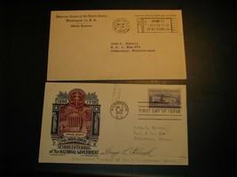 Hugo Black Autograph Signature Stamp Cover - Justice Supreme Court - $149.07