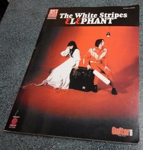 THE WHITE STRIPES Elephant with Tablature Songbook Music Song Book - $9.77