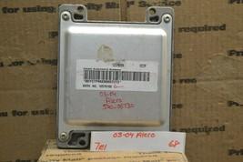2003-2004 Oldsmobile Alero 2.2L Engine Control Unit ECU 12576162 Module ... - $8.99