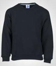 Russell Athletic Größe XL Extragroß Jugend Fleece Rundhalsausschnitt Sweatshirt
