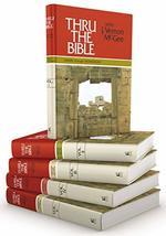 Thru the Bible: Genesis through Revelation (Thru the Bible 5 Volume Set)... - $128.55