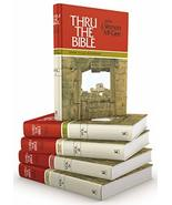 Thru the Bible: Genesis through Revelation (Thru the Bible 5 Volume Set)... - $128.55