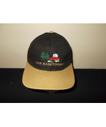 Lake Kabetogama Snowmobile Trails Resort Minnesota strapback hat sku21 - $27.83