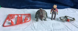 1987 Tyco Dino-Riders Ankylosaurus with Sting Action Figure - $8.00