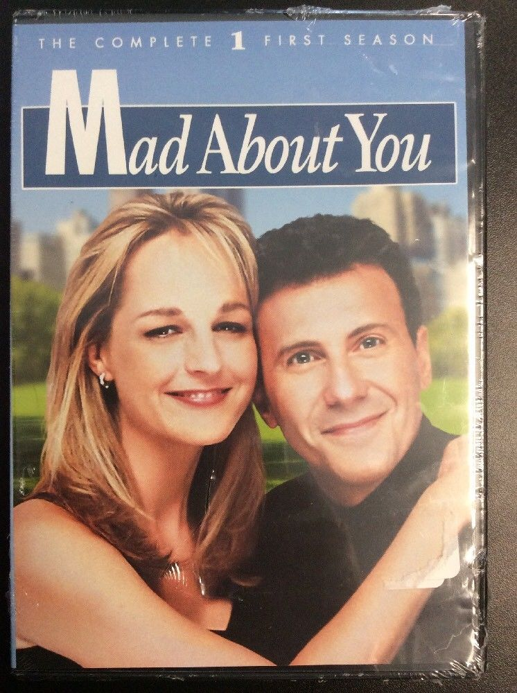 Mad About You - Complete First Season 1 (DVD, 2014, 2-Disc Set New)