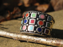 "Haunted ring from Ebony Manor Witch Estate ""Come one Come all"" Woodland spirits - $222.22"