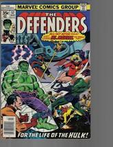 Defenders #57 (Marvel, 1978)  - $8.91