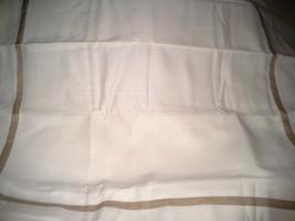 Wamsutta® Cotton European Pillow Sham in Cream ... - $19.20